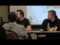 Norman Reedus and Sean Patrick Flanery about the shower scene - YouTube