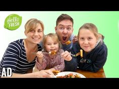 EASY FAMILY RECIPES ft HELLOFRESH #ad - http://www.bestrecipetube.com/easy-family-recipes-ft-hellofresh-ad/
