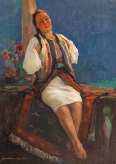 Image result for honoriu i cretulescu artist