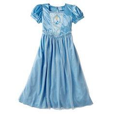 Disney Princess Cinderella Nightgown - Girls d6f2c5033