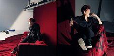 Leo & Hyuk Hex sign photoshooting