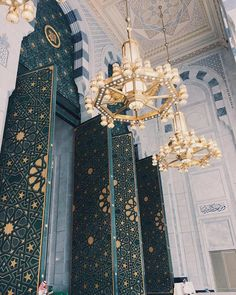 Huge doorway entrances to Masjid-Al-Haram, Makkah.http://mzahidtravel.com