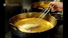 Top Tempura Chef Kondō Fumio | Nippon.com