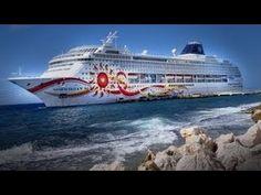 ▶ Norwegian Sun Ship Tour - YouTube