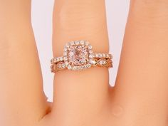 Hey, I found this really awesome Etsy listing at https://www.etsy.com/listing/230279790/14-karat-rose-gold-diamond-and-natural