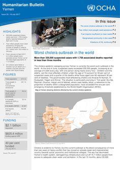 #Yemen Humanitarian Bulletin Issue 25 | 16 July 2017 - Reliefweb: Reliefweb Yemen Humanitarian Bulletin Issue 25 | 16 July 2017 Reliefweb…