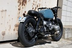 The latest release from the Spanish workshop CRD Motorcycles: a very classy BMW R-series custom.