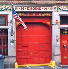 NYC Fire Station
