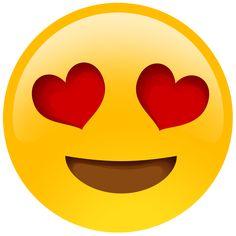 3-Pack Heart Eyes Emoji Mask by Emoji Mask Supplier
