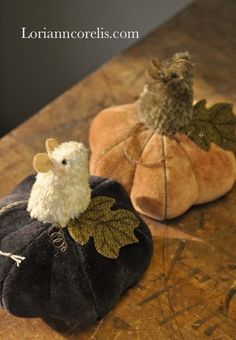 The Spotted Hare: Fall is a'comin . . . .