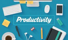 Tips On Staying Productive This Summer