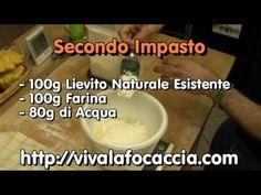 La Video Ricetta per Fare il Lievito Naturale in Casa