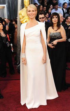 memorable oscar dresses   gwyneth paltrow - tom ford  simple, modern and fresh