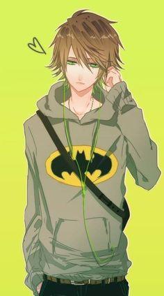 Kanade-kun Batman