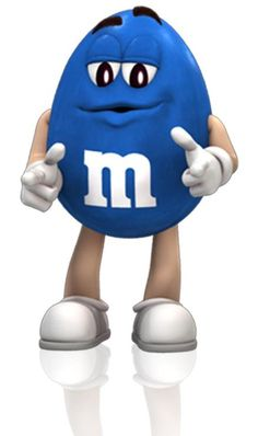 My favorite M character....Blue