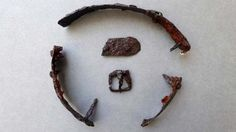Scientists Solve Mystery of Iron Strap and Buckle Unearthed in #Medieval #Cemetery