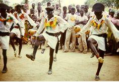 Zambia,traditional dance