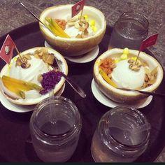 """5 quán kem xôi dừa được """"CHECK-IN"""" nhiều nhất Sài Gòn - Kỳ Kỳ 💪"""