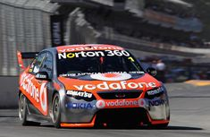 Adelaide Street, V8 Supercars, Screens, Caption, Circuit, Race Cars, Super Cars, March, Ford