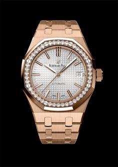 Audemars Piguet Royal Oak Selfwinding Diamond Watch