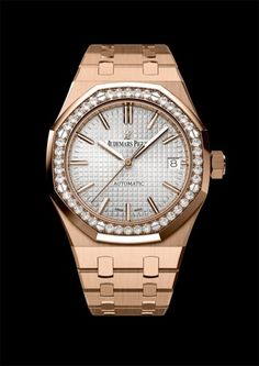 Audemars Piguet Royal Oak Selfwinding Diamond Watch