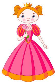 Princesses. Crafts, coloring pages, printables. Free and downloadable from Activity Village