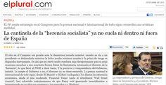 El mundo ya no culpa a Zapatero de la crisis en España