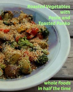 An easy, delicious way to get your family to eat more vegetables.