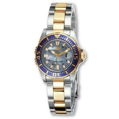 Invicta Women's 2961 Pro Diver Collection 'Lady Abyss' Two