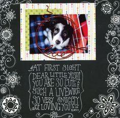 Love at First Sight - Scrapbook.com