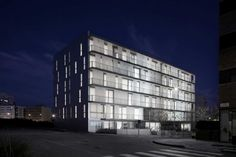 Block 30 Dwellings / nothing architecture