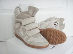 I've only got the knock-offs, but the real Isabel Marants take a permanent spot in my heart.