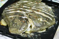 Una sencilla receta para preparar este pescado tan delicioso, que podemos encontrar salvaje o de acuicultura. Una receta de categoría.