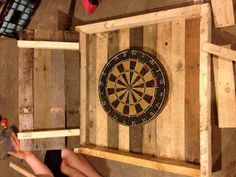 A friend of mine found a dart board a few months ago, and wanted to learn how to play. After the dart board sat around the house for...
