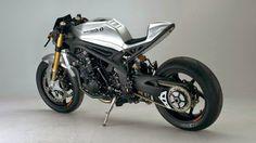 """Triumph """"Tridays 2013"""" by WalzWerk Racing"""