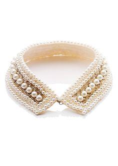 #collar #bonprix -- Peter pan collar €14.99