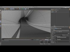 (107) Cinema 4D Tutorial - How to Create a Space Colony 01 Basic Ring - YouTube