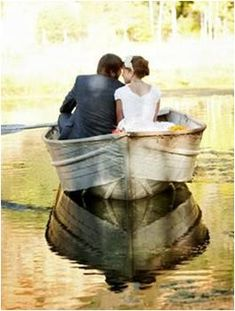 Beautiful... if you are near a boat and water on your wedding day