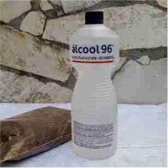 A Goma laca é um verniz básico, impermeabilizante para peças de gesso, madeira, etc. O seu preparo é muito simples, basta misturar goma l...