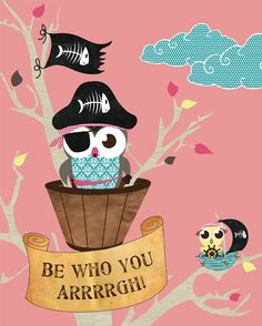 Love yer pirate self