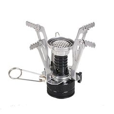 Outdoor Camping Hiking Tripod Gas Stove Adapter Gas Tank Burner Connector Three Legs Outdoor Stove Safe Accessories Modern And Elegant In Fashion Sports & Entertainment Campcookingsupplies