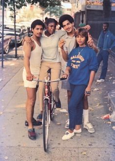 A time before crack. Brooklyn, New York (1984) Photograph by Jamel Shabazz