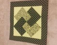 Capa de Almofada - Patchwork