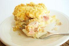 Chicken Cordon Bleu Casserole - Susan Oehmler - Plan to Eat