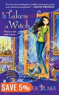 It Takes A Witch: A Wishcraft Mystery Book by Heather Blake   Mass Market Paperbound   chapters.indigo.ca