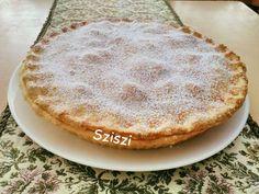 Finom cseresznyéből készült, egyszerűen elkészíthető pite!