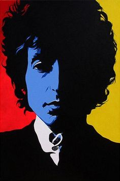 Andy Warol ...Pop Art ...Portrait Bob Dylan Are you an artist? Are you looking for one? Find a business OPPORTUNITY as an artist!!! Join b-uncut, the Art Exchange art.blurgroup.com
