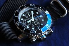 SSC021P1 : Seiko : 43mm : Modern diver with classic notes