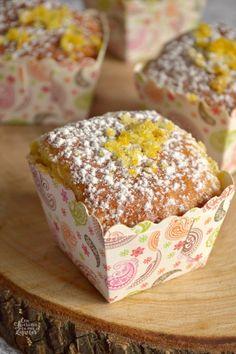 Bizcochitos de Naranja y Lemon Curd | CON HARINA EN MIS ZAPATOS
