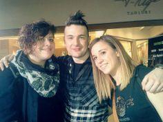 Fans dall'Ecipar di Ravenna - inaspettato quanto piacevole incontro!!! <3